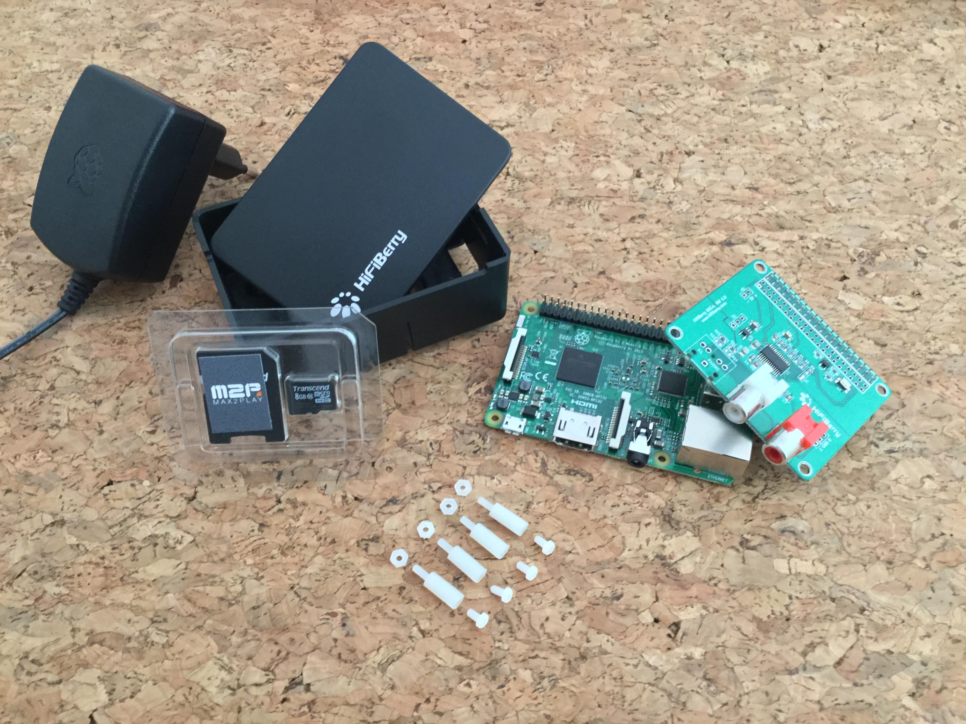 multiroom-audio system zum selber bauen | max2play