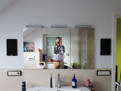 Genieße Musik in Schlafzimmer und Bad – Wecker, Sleeptimer, Integriert in Tastersteuerung
