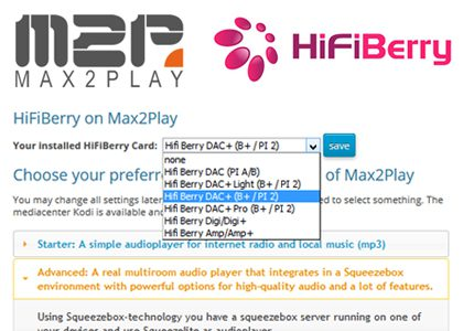 Plugin HiFiBerry
