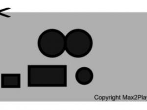 Bohrschablonen und Bauanleitung für das 7 Zoll Raspberry Pi Display Case