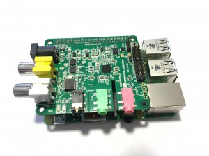 Support for the Cirrus Logic Audio Card for Raspberry Pi 2