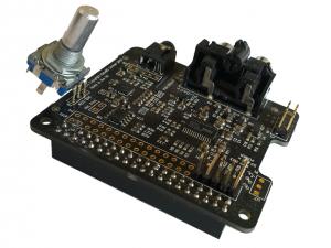 Rotary Encoder für IQaudIO Soundkarten jetzt auch im Max2Play-Shop erhältlich