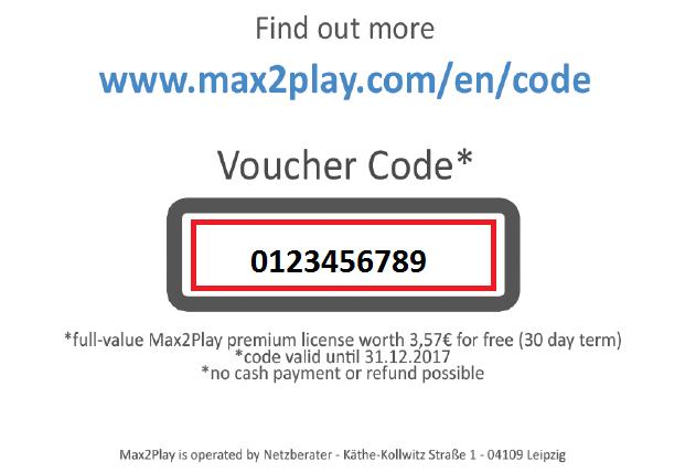 voucher code
