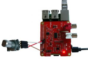 Rotary Encoder is now compatible with JustBoom sound cards