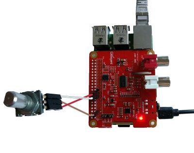 Rotary Encoder jetzt kompatibel mit JustBoom Soundkarten