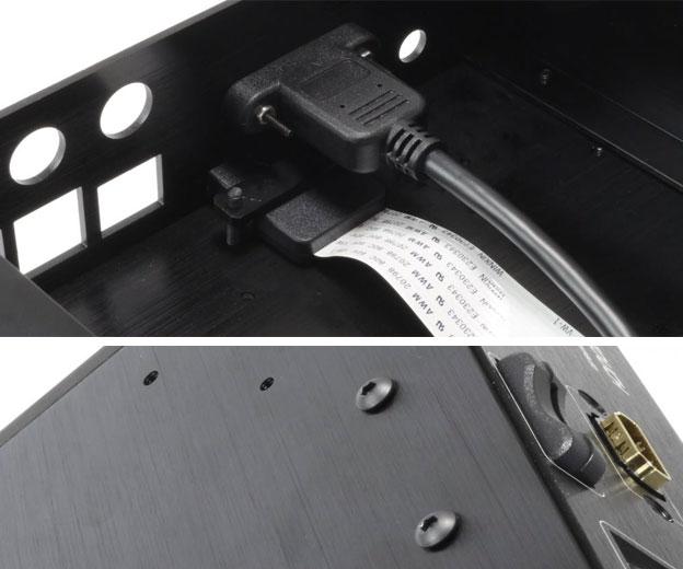 Schritt 5.3 HDMI und SD-Karten Port