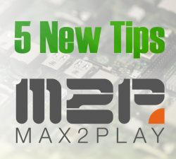 5 New Tips to Improve Your Max2Play