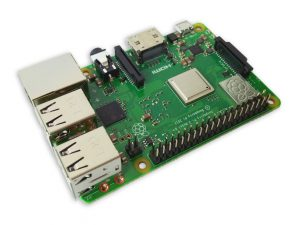 New Raspberry Pi 3B+ for Max2Play
