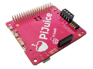 PiJuice – Battery-Powered Max2Play for Mobile Solutions