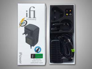 Klarer Klang mit dem audiophilen iPower Netzteil von iFi Audio