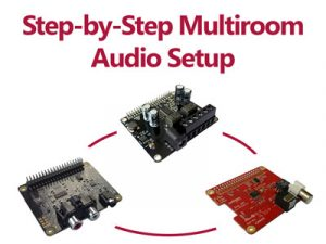 Step-by-Step Multiroom Audio Setup with Max2Play