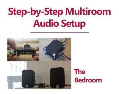 Step-by-Step Multiroom Audio Setup with Max2Play – The Bedroom