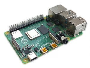The new Raspberry Pi 4B Models with Max2Play