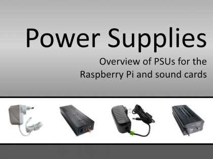 Power Supply Overview