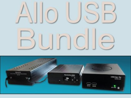 Allo USB Bundle