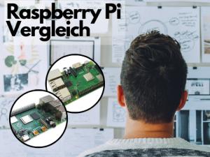 Raspberry Pi 3B+ und Pi 4B im Vergleich